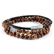 Madura Tiger's Eye Stone Bracelet