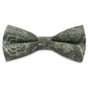 Bernie Silk Boho Bow Tie