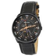 Zwart Saffier City Horloge