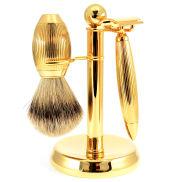 Suporte para Barbear XT Dourado Imperial