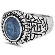Blauwe Miles Ring