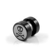Skull Magnet Ørering