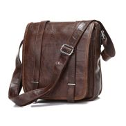Brown Togo Lederen Tas