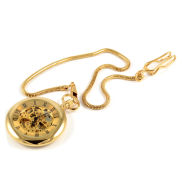 Reloj de bolsillo mecánico Roman
