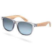 Gafas de sol polarizadas gris plata