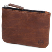 Montreal Sporty Tan RFID Leather Pouch
