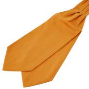Autumn Yellow Basic Cravat