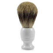 Hvit Tre Pure Badger Barberkost