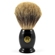 Sort Horn Pure Badger Barberkost