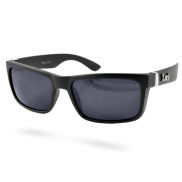 Matte Black Urban Locs Sunglasses