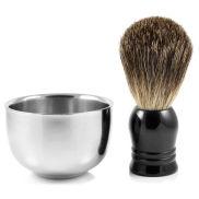 Kulho & Pure Badger Partasutisetti