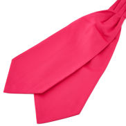 Screaming Pink Basic Cravat