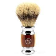Faux Horn Finest Badger borotválkozó pamacs