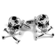 Black Eye Skull Cufflinks
