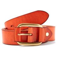 Cinturón Stylish naranja quemado