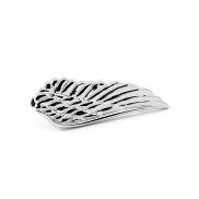 Kravatová spona ve tvaru andělského křídla