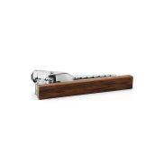 Ebony Wood Tie Clip