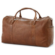 Tan California Duffel Bag