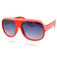 Red Millionaire Sunglasses