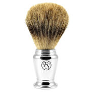 Chrome Pure Badger Hair Shaving Brush
