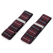 Checker patterned Sleeve Holders