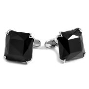 XL-Manschettenknöpfe Black Diamond