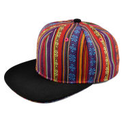 Aztec Monivärinen Snapback Lippis