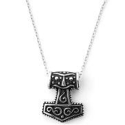 Collier marteau de Thor XXL