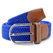 Blue Elastic Belt