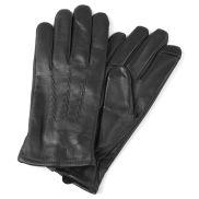 Μαύρα Δερμάτινα Γάντια