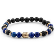 Pulseira Azul Homenagem ao Buda
