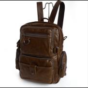 Kožený batoh Vintage