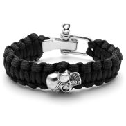 Schedel Paracord Armband