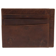 Montreal Tan RFID Leather Cardholder