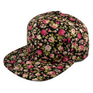 Full Rosen Snapback Cap
