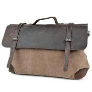 Kimitsu Bruine Messenger Bag