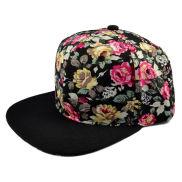 Floral Snap Back Cap