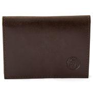 Brown RFID Bifold Cardholder
