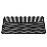 Matte Black Pocket Beard Comb