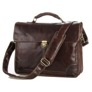 Classic Messenger Leather Case