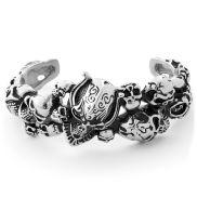 Skull Orgy Bracelet