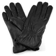 Ralo Sorte Læderhandsker