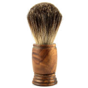 Black Badger Shaving Brush Rosewood