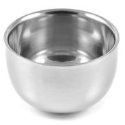 Stainless Shaving Bowl
