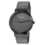 Czarny zegarek Paidu
