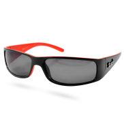 Red Slim Locs Sunglasses