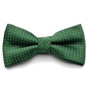 Vihreä pilkullinen rusetti