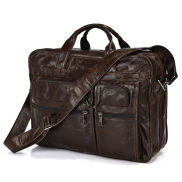 Topline Cognac Leather Case