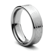 Cetus Tungsten Ring