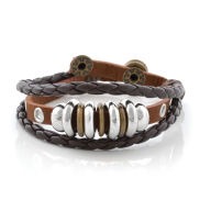 Very Stylish Leather Bracelet